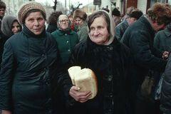 Ужасы последних месяцев СССР