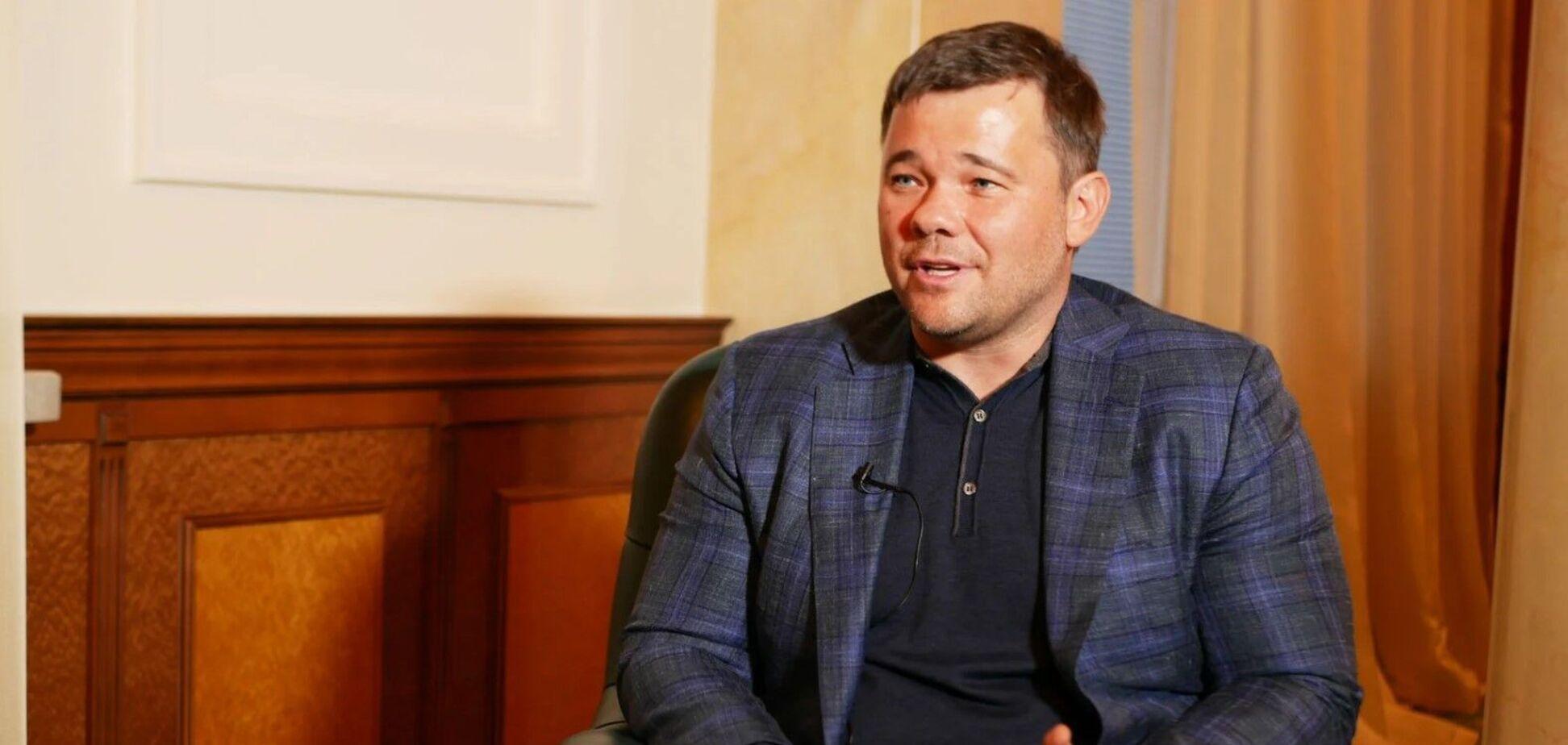Богдан розповів про анексію Криму
