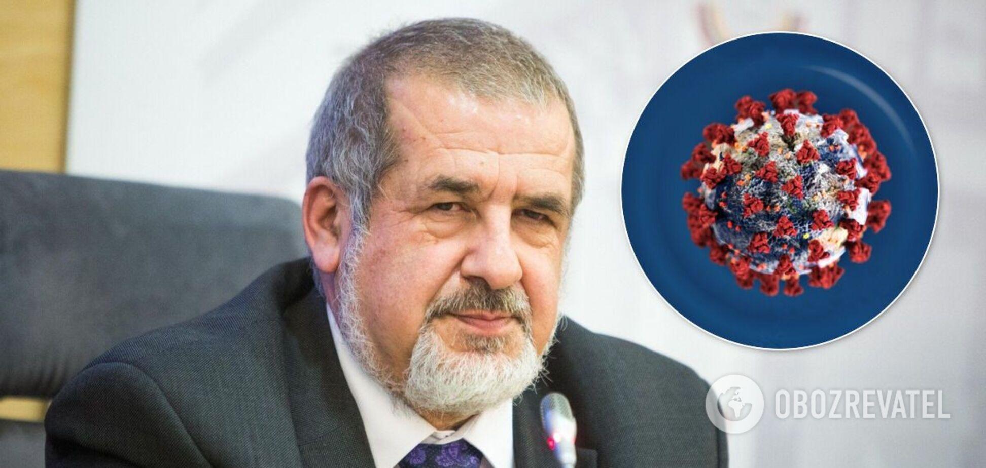 У Чубарова виявлено коронавірус
