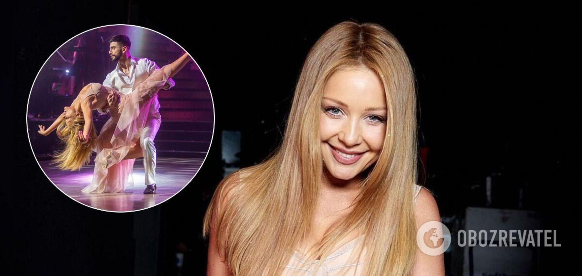 Тіна Кароль вперше станцювала на шоу 'Танці з зірками'