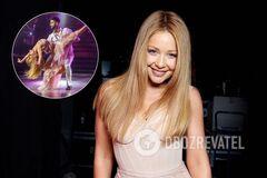 Тина Кароль впервые станцевала на шоу 'Танці з зірками'