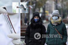 Коронавирус сегодня в Украине