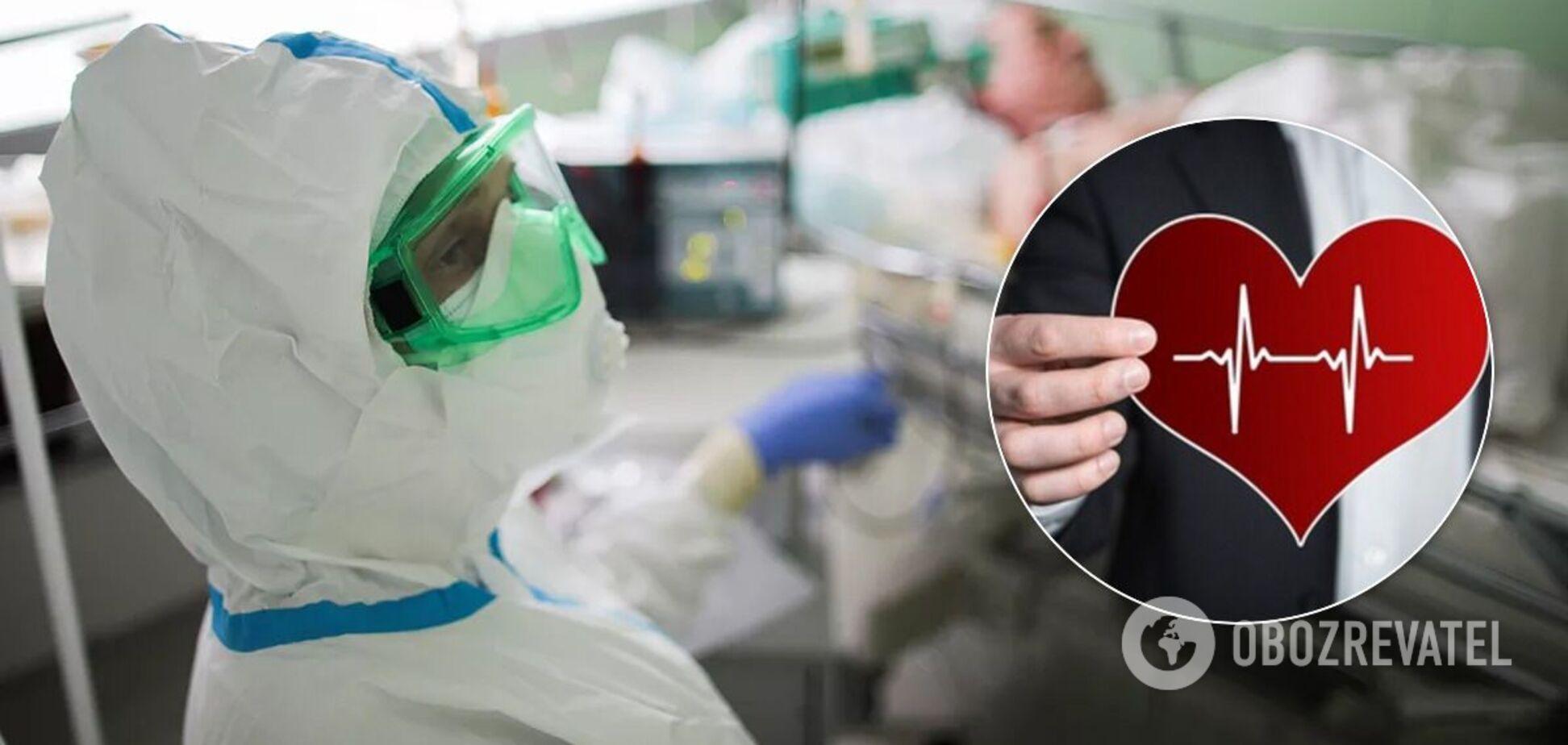 Не только коронавирус: названы болезни, от которых больше всего умирают украинцы