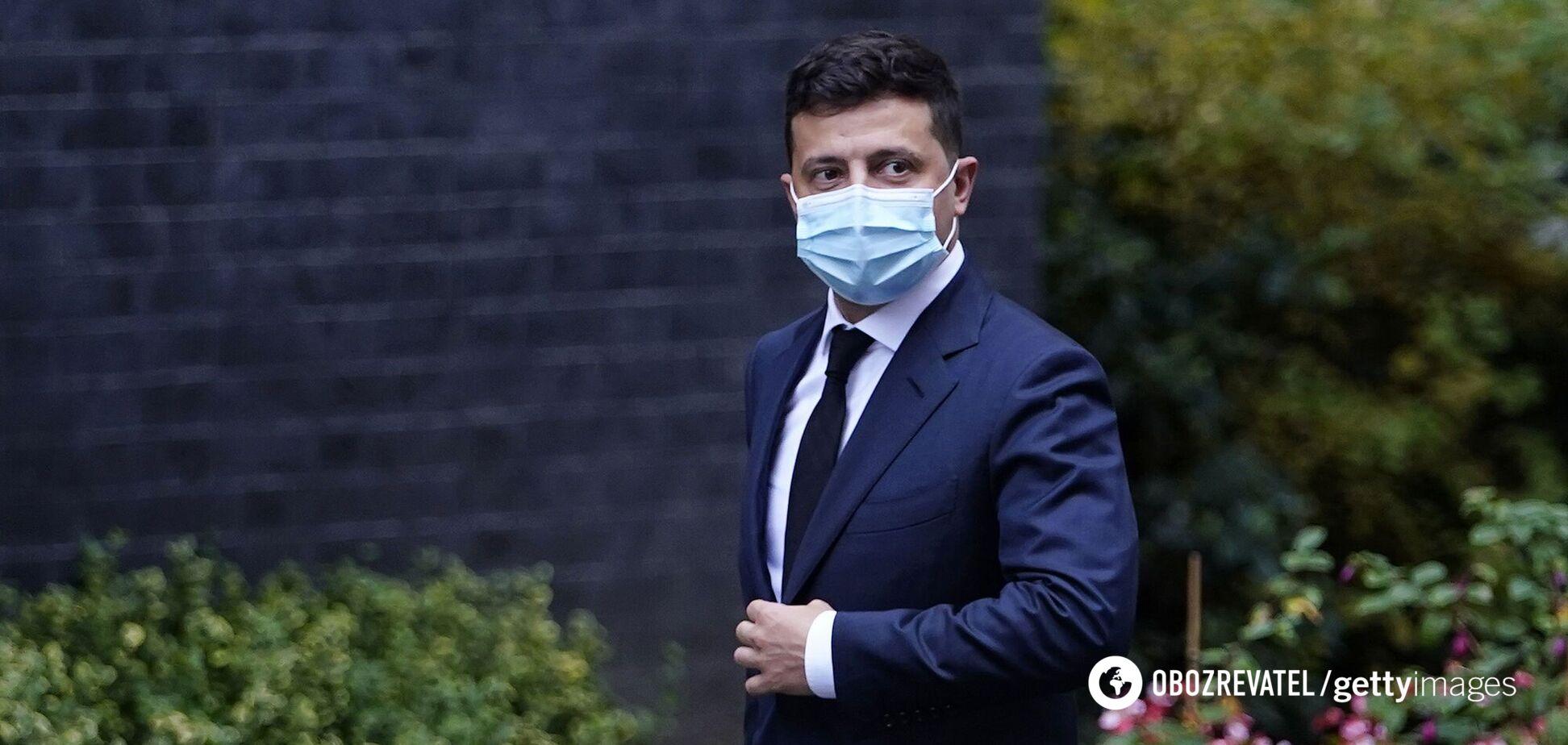 Президент хворів близько двох тижнів