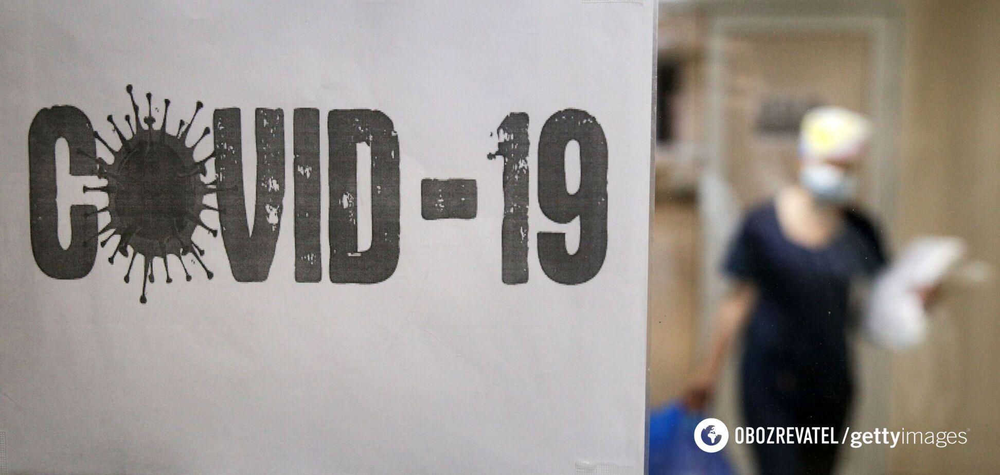 Активних хворих на COVID-19 на Луганщині також 13