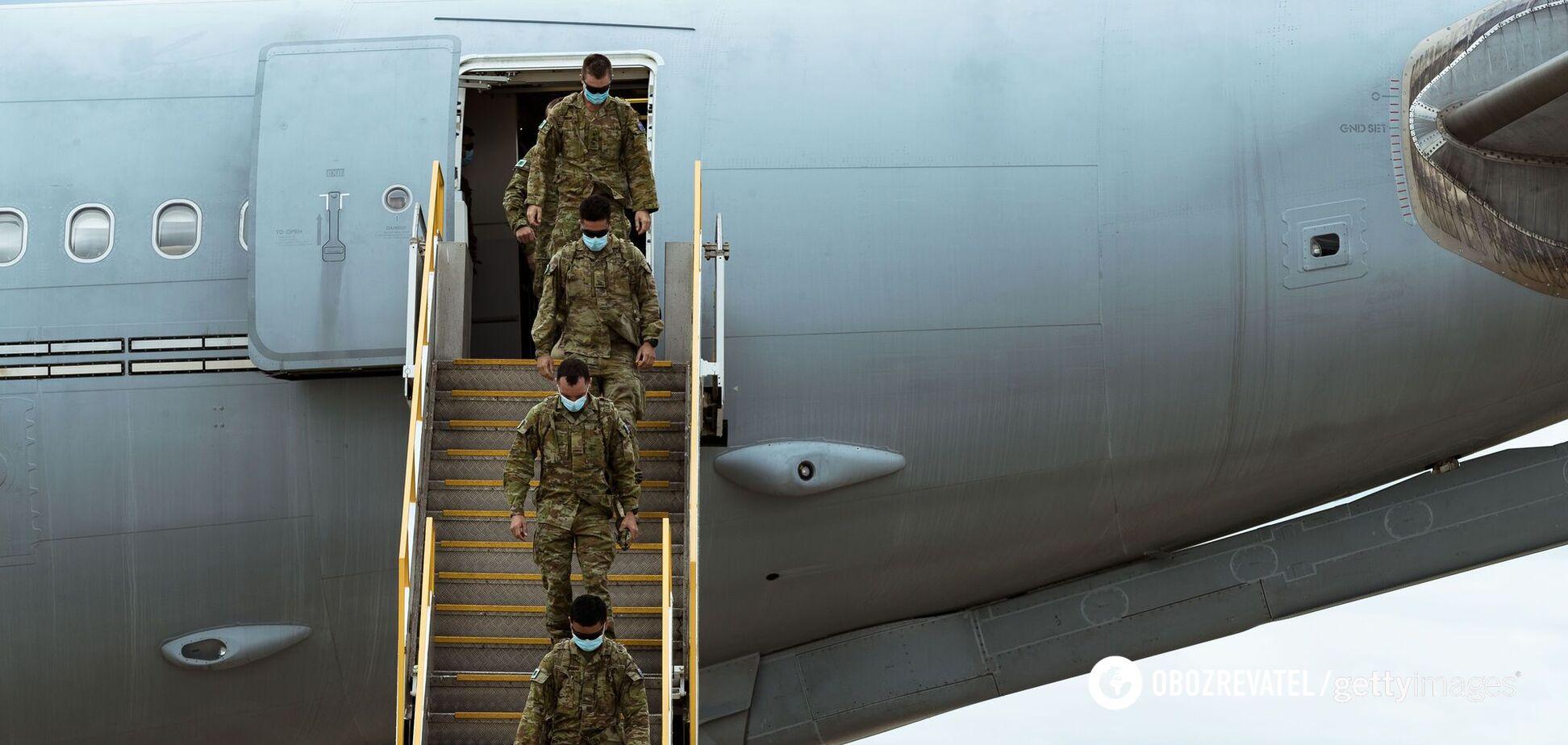 Австралийские военные