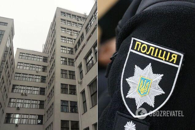 Из окна Госпрома выпала женщина