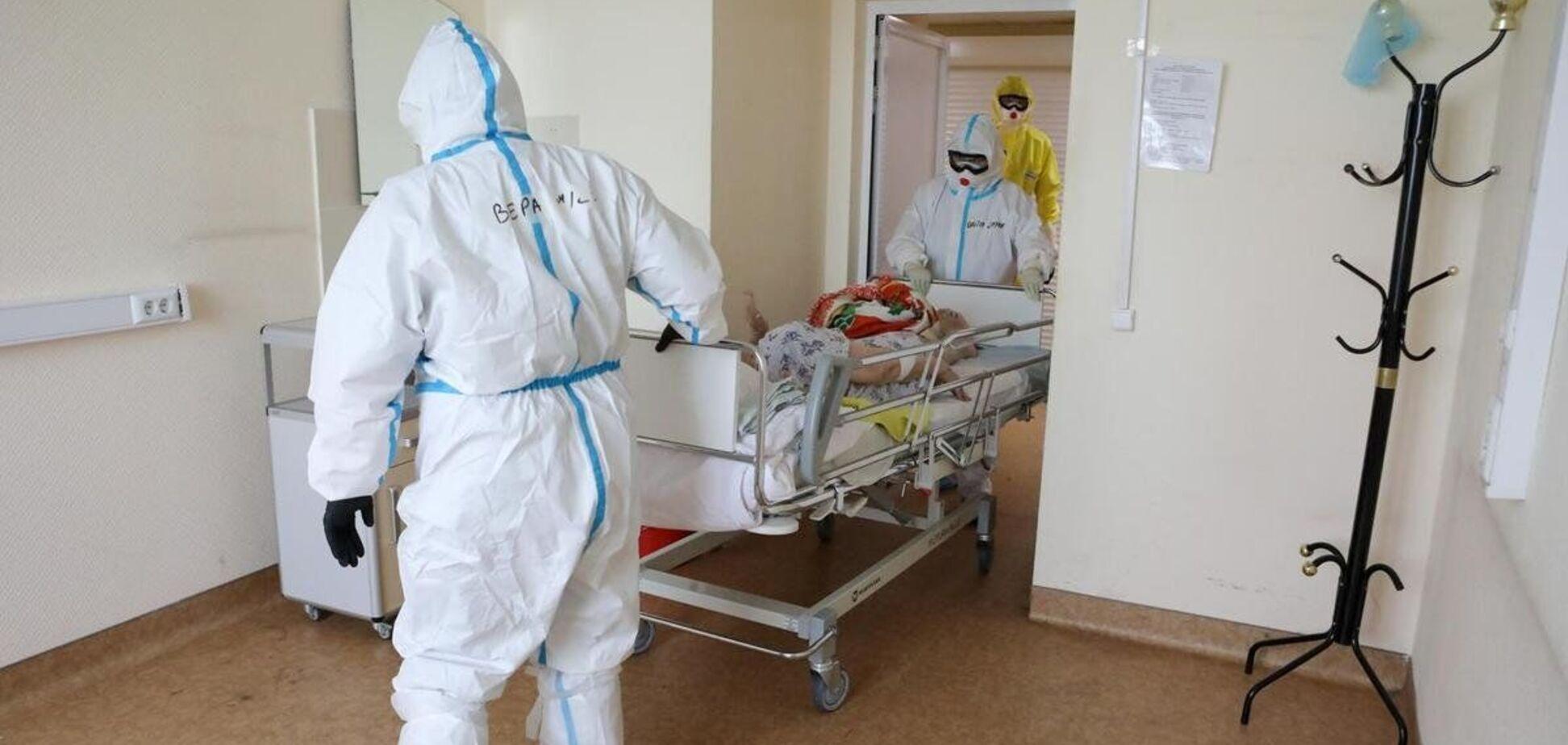 МОЗ контролює ситуацію з ліжками для хворих на коронавірус