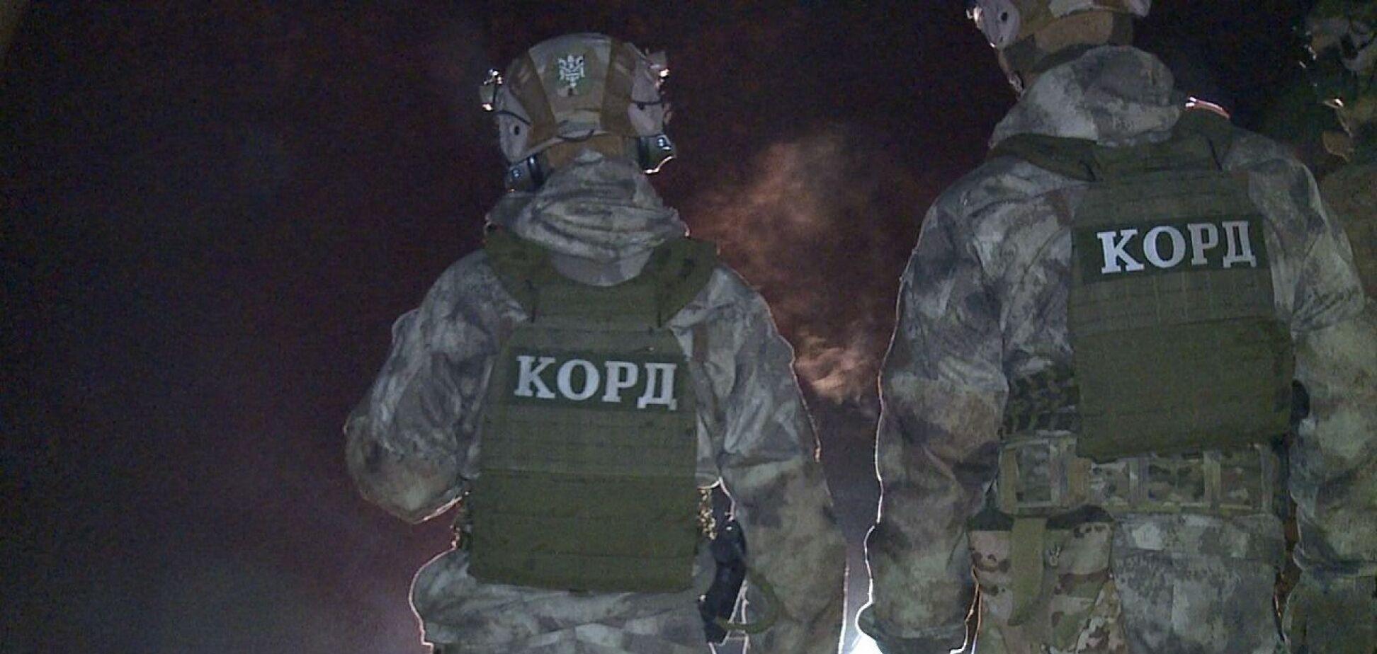 На Черкащині зірвали кримінальну 'сходку'