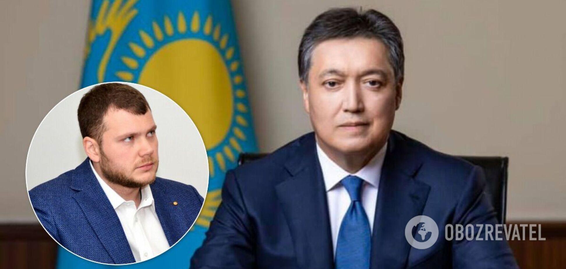 Прем'єр Казахстану не зустрівся з Криклієм через прострочені ПЛР-тести