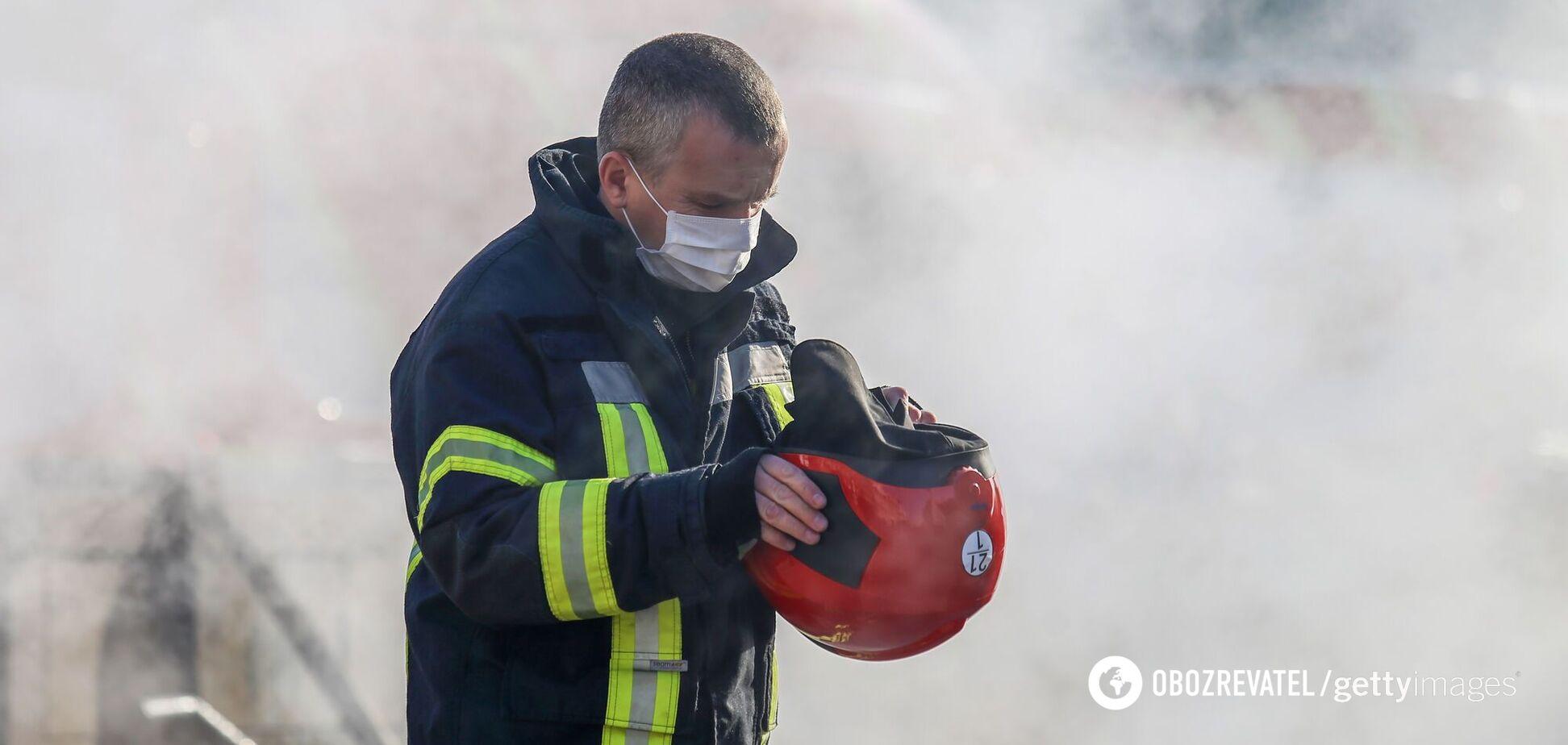 Пожарники оперативно ликвидировали пожар