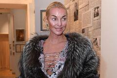 Волочкова показала свою элитную квартиру в Санкт-Петербурге