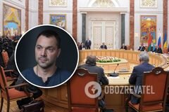 Росія відкрито бреше про Україну на засіданні в ТКГ, – Арестович