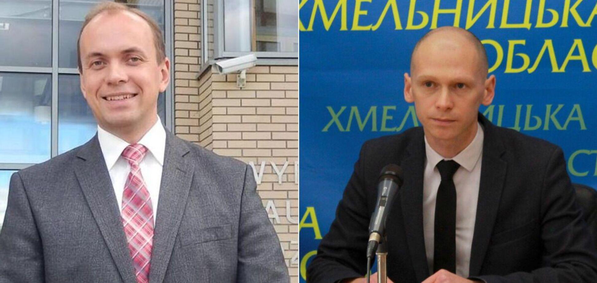 Зеленський звільнив очільника Хмельницької ОДА