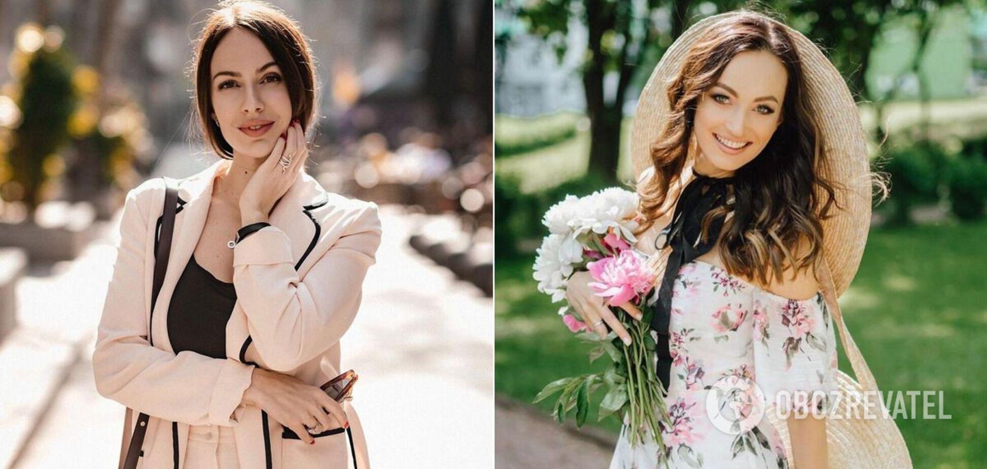 Кристина Горняк и Елена Войченко