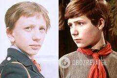 Советские дети-актеры с трагической судьбой