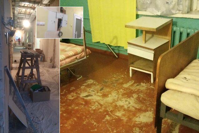 З лікарів піт тече, тіла складають під стіною: лікарні Сумщини захлинулися від сплеску COVID-19