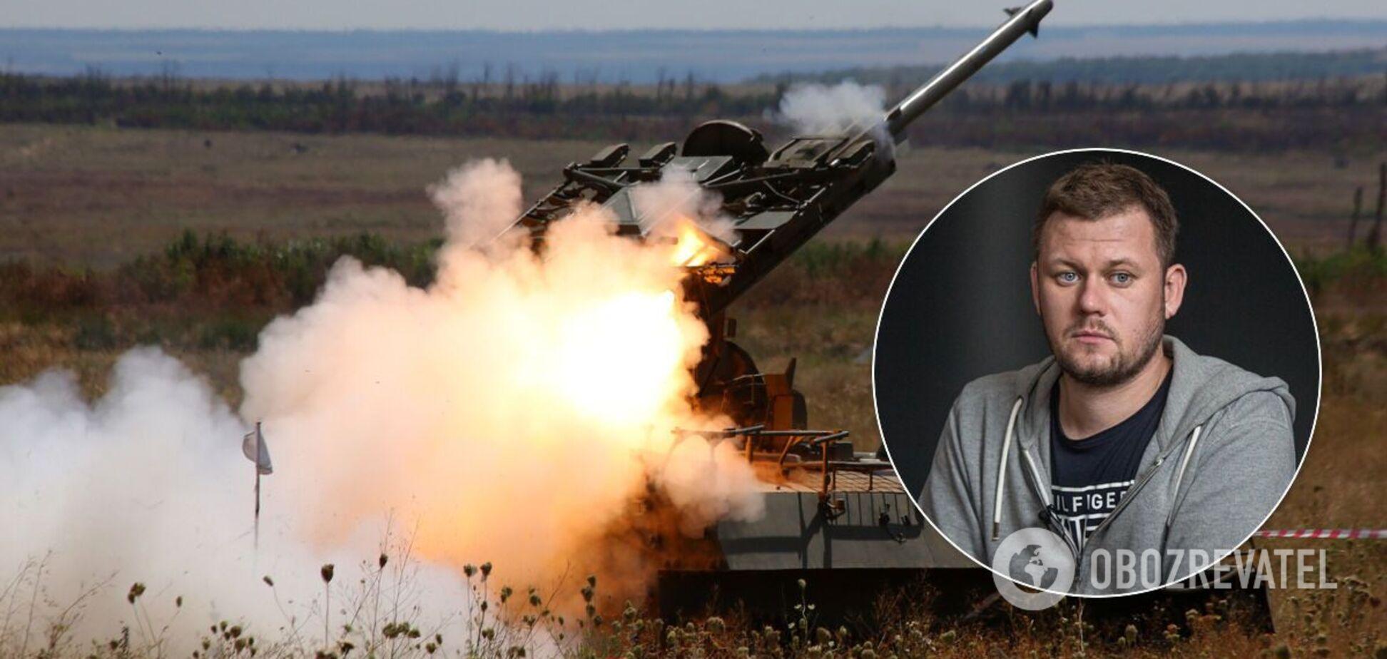 Россия загоняет войну на Донбассе в тупик, – Казанский