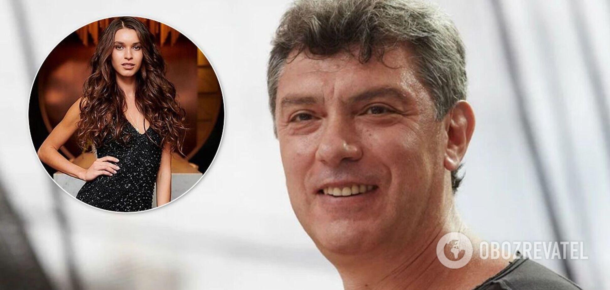 Дурицкая познакомилась с Немцовым в 2012 году