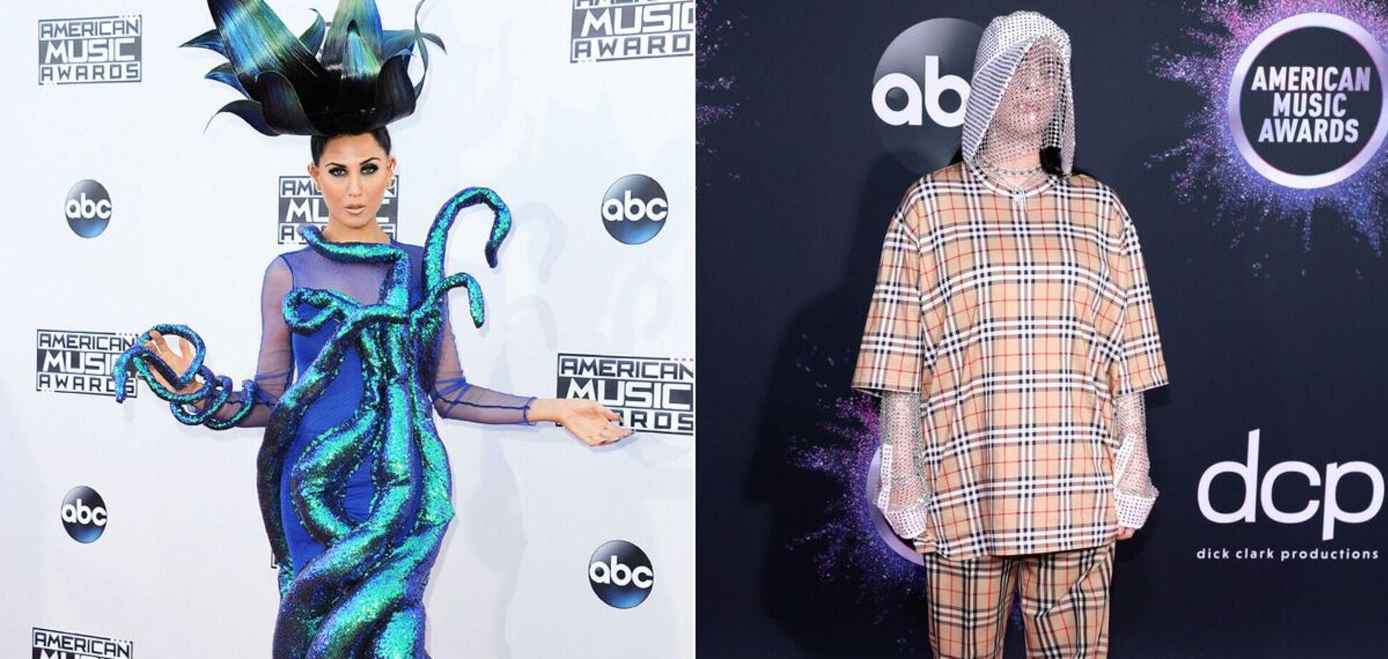 Найбільш провальні образи зірок на American Music Awards за 10 років