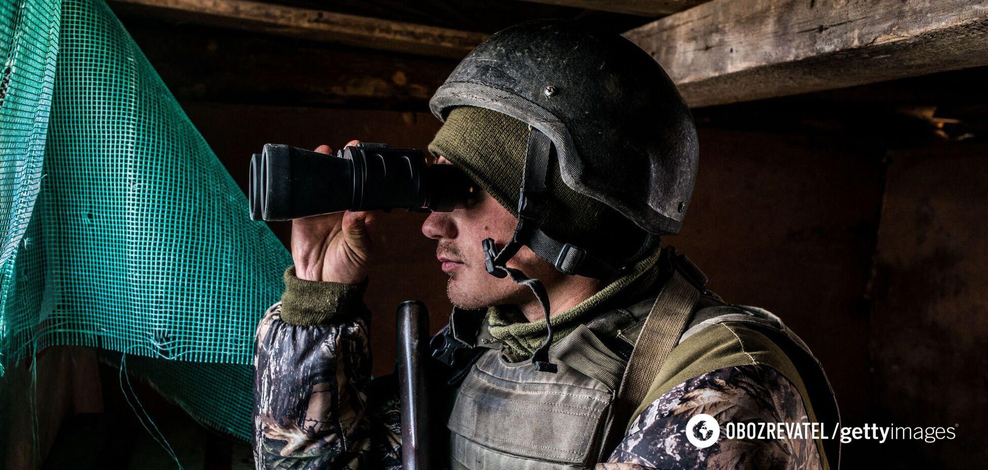 Терористи вдарили по ЗСУ з міномета і гранатомета – штаб ООС