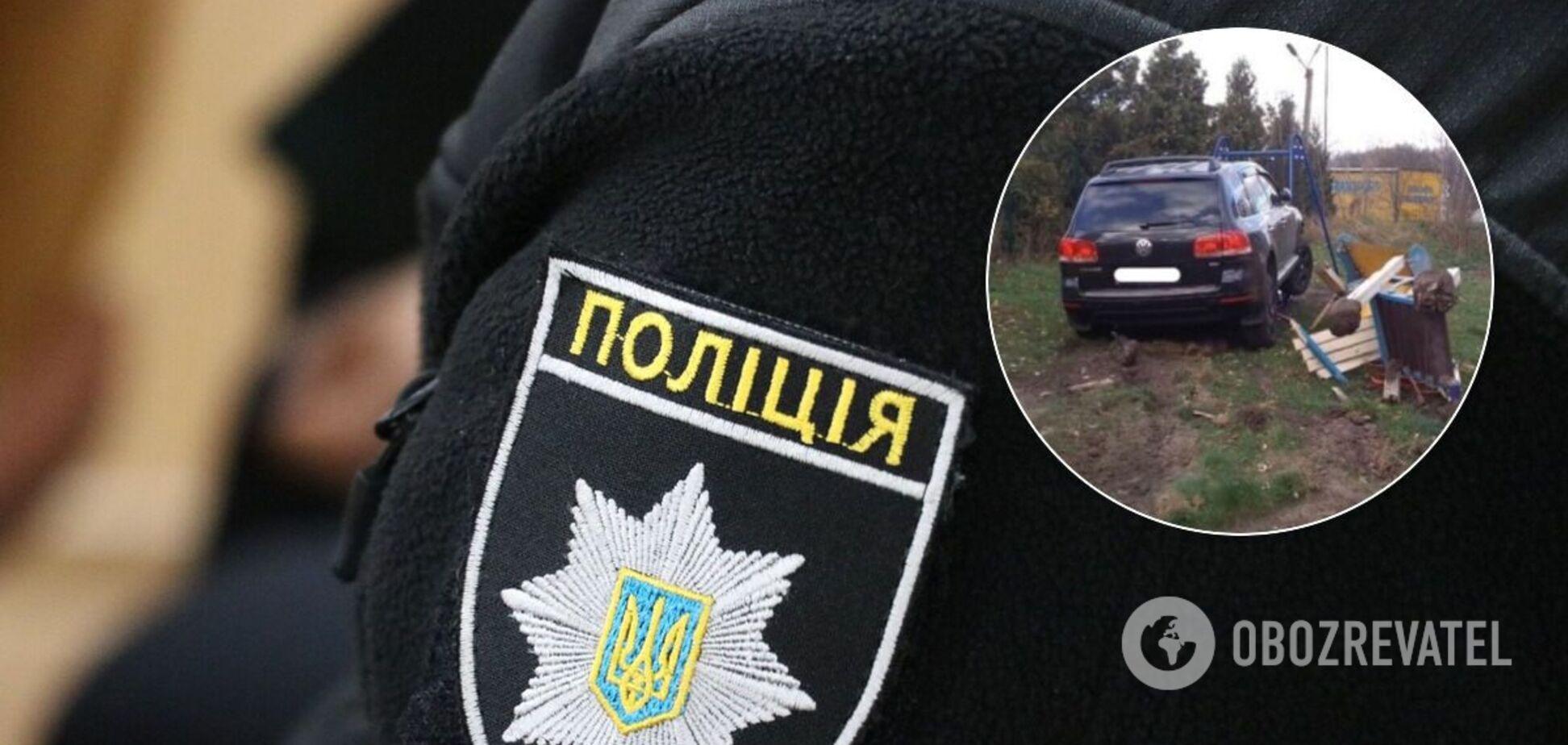 ДТП з поліціянтом у Львові