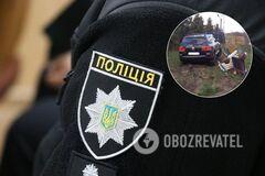 ДТП с полицейским во Львове