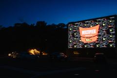 Кинотеатр в КВЦ 'Парковый'