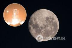 Китай запустил ракету с аппаратом, который соберет образцы на Луне