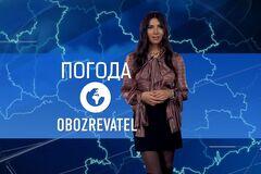 Прогноз погоди в Україні на п'ятницю, 27 листопада, з Алісою Мярковською