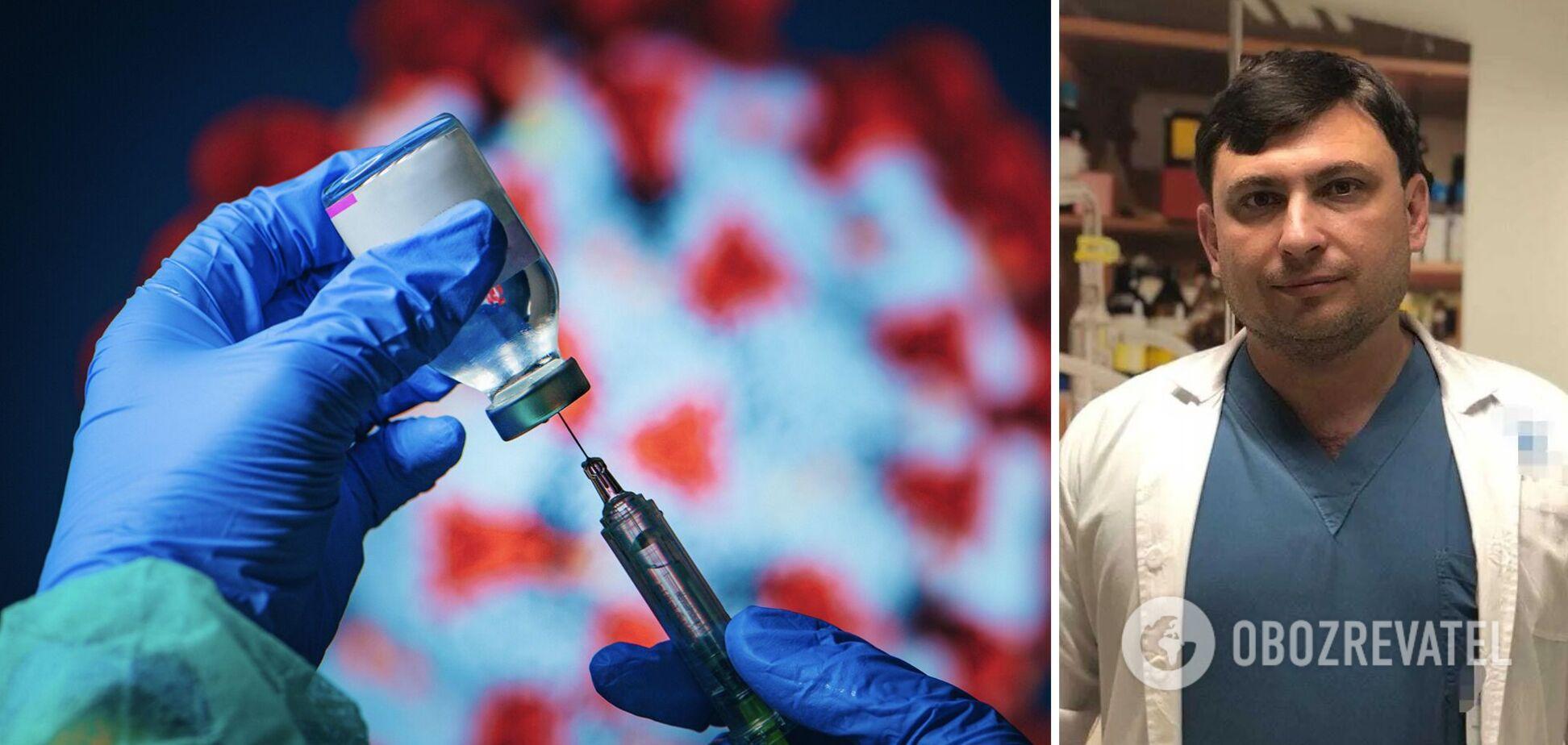 Лікар з Ізраїлю розповів, як помилки медиків убивають хворих на коронавірус українців. Бліцінтерв'ю