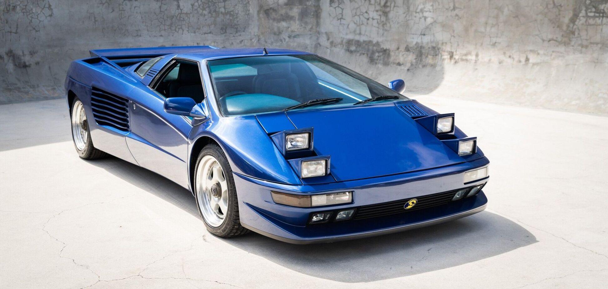 Рідкісний спорткар з колекції султана Брунею виставили на продаж