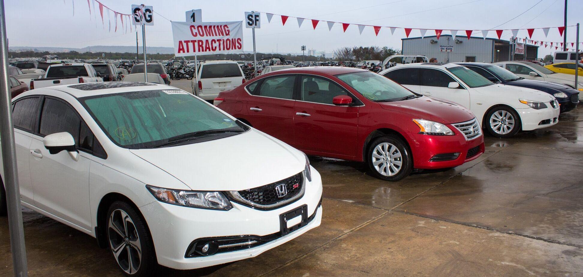 Авто зі США: на якому аукціоні краще купувати машину