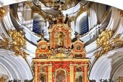 Переданную Константинополю Андреевскую церковь показали после 11-летней реставрации