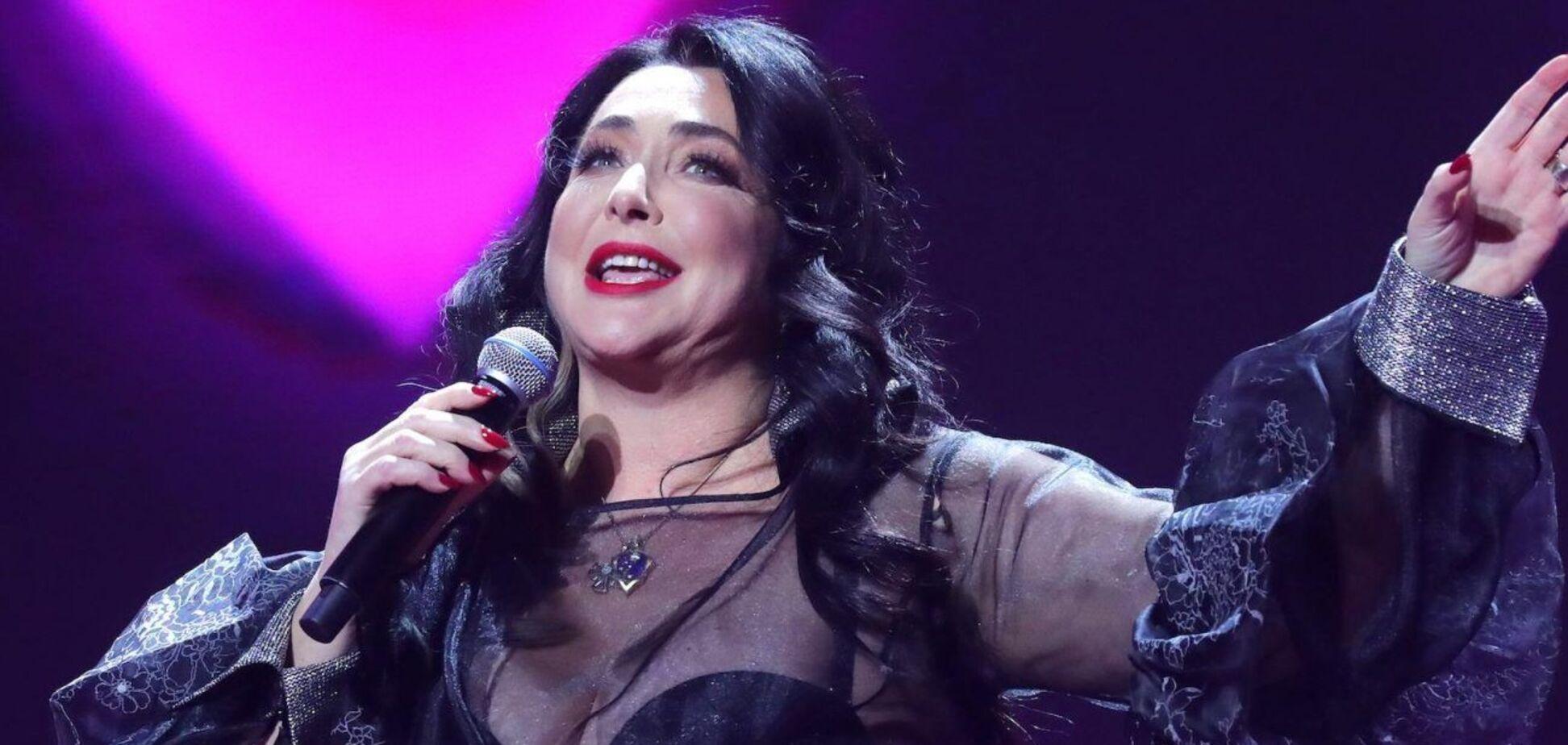 Певица Лолита попала в ДТП в Москве. Видео
