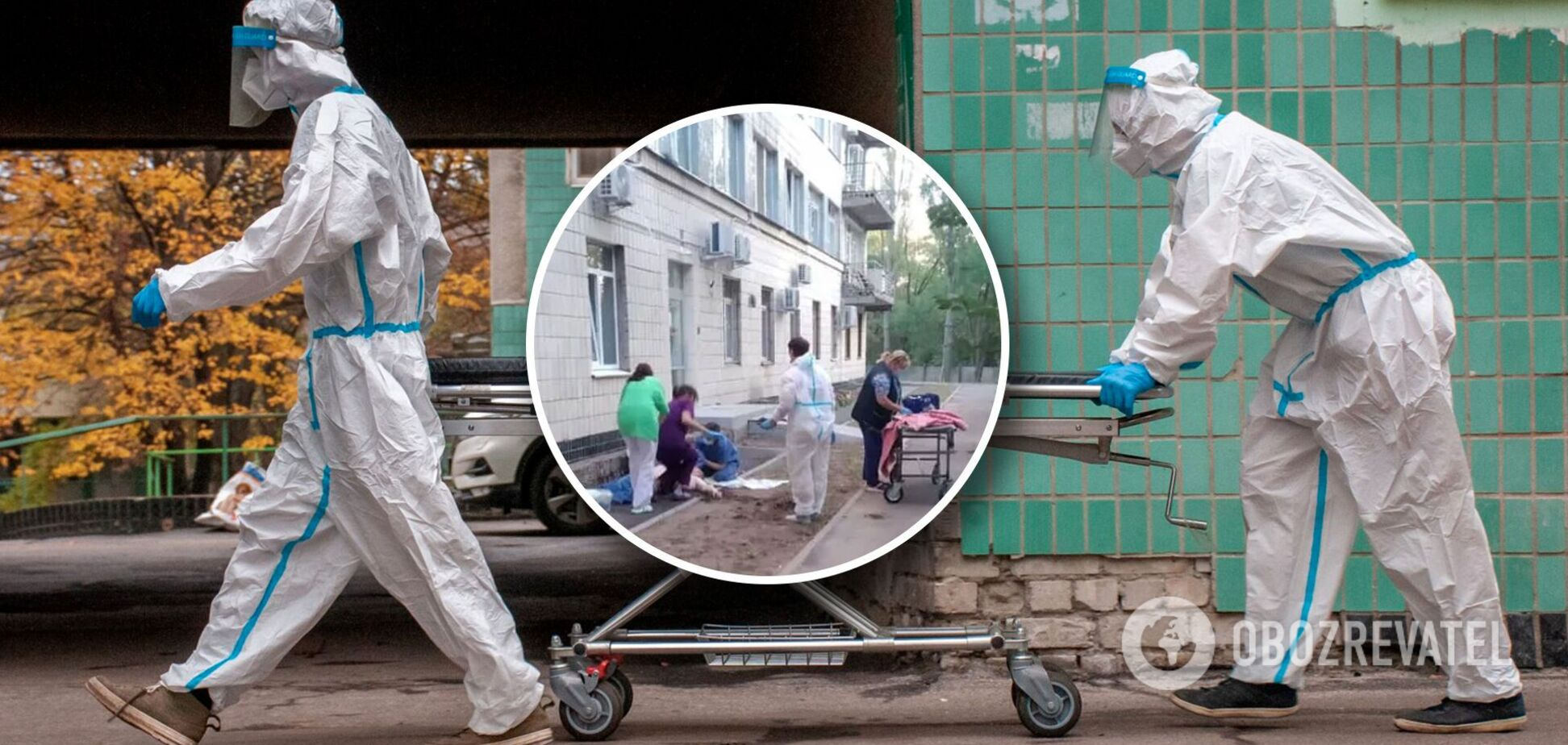 Вистрибують із вікон і вішаються: OBOZREVATEL розібрався, чому через COVID-19 Україну накрила хвиля самогубств