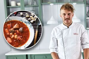 Євген Клопотенко розвіяв міфи про українську кухню: регіональних рецептів борщу не існує. Інтерв'ю