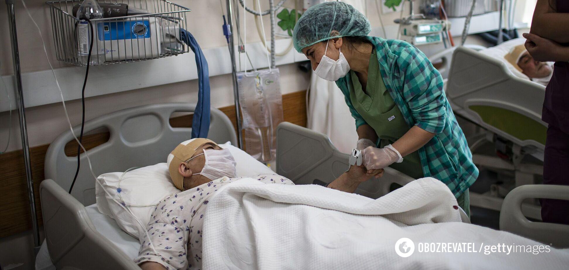 Жительница Запорожья рассказала, как лечили COVID-19 ее отцу