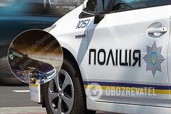 В Киеве на столичном шоссе произошло ДТП