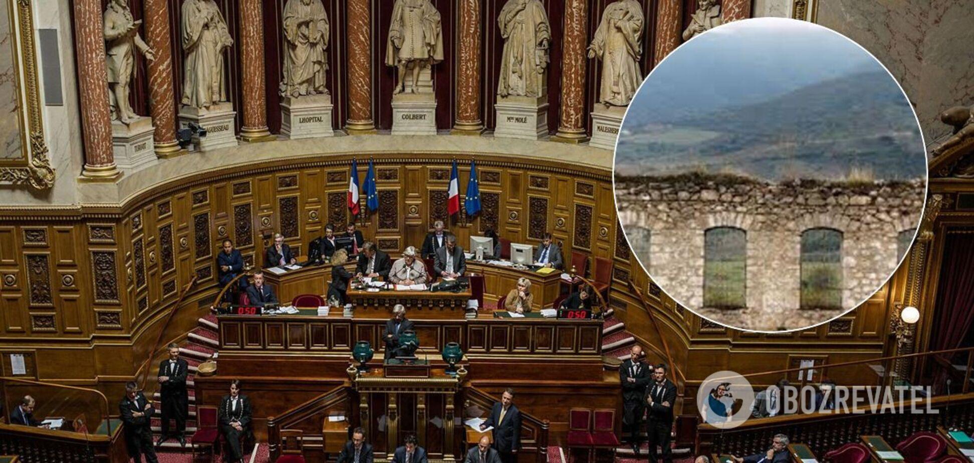 У Сенаті Франції ухвалили резолюцію щодо Карабаху