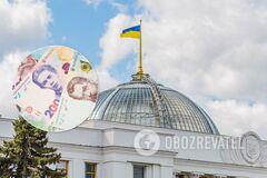 Еще почти 700 млн грн на содержание парламентских партий Украины. Промолчим?