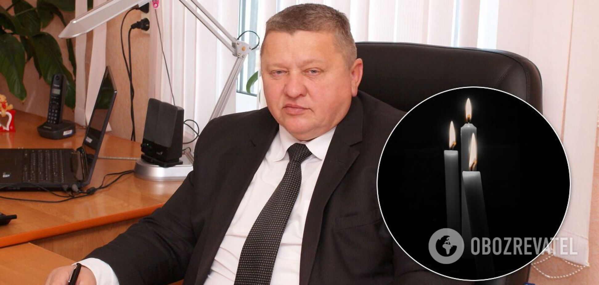 Виктор Талащук умер от COVID-19