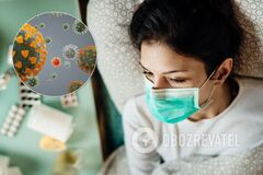 Когда антибиотики необходимы при COVID-19: врач дала ответ