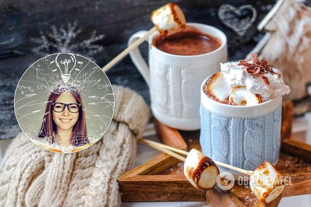Учені вважають, що какао може зробити людину розумнішою, принаймні на деякий час