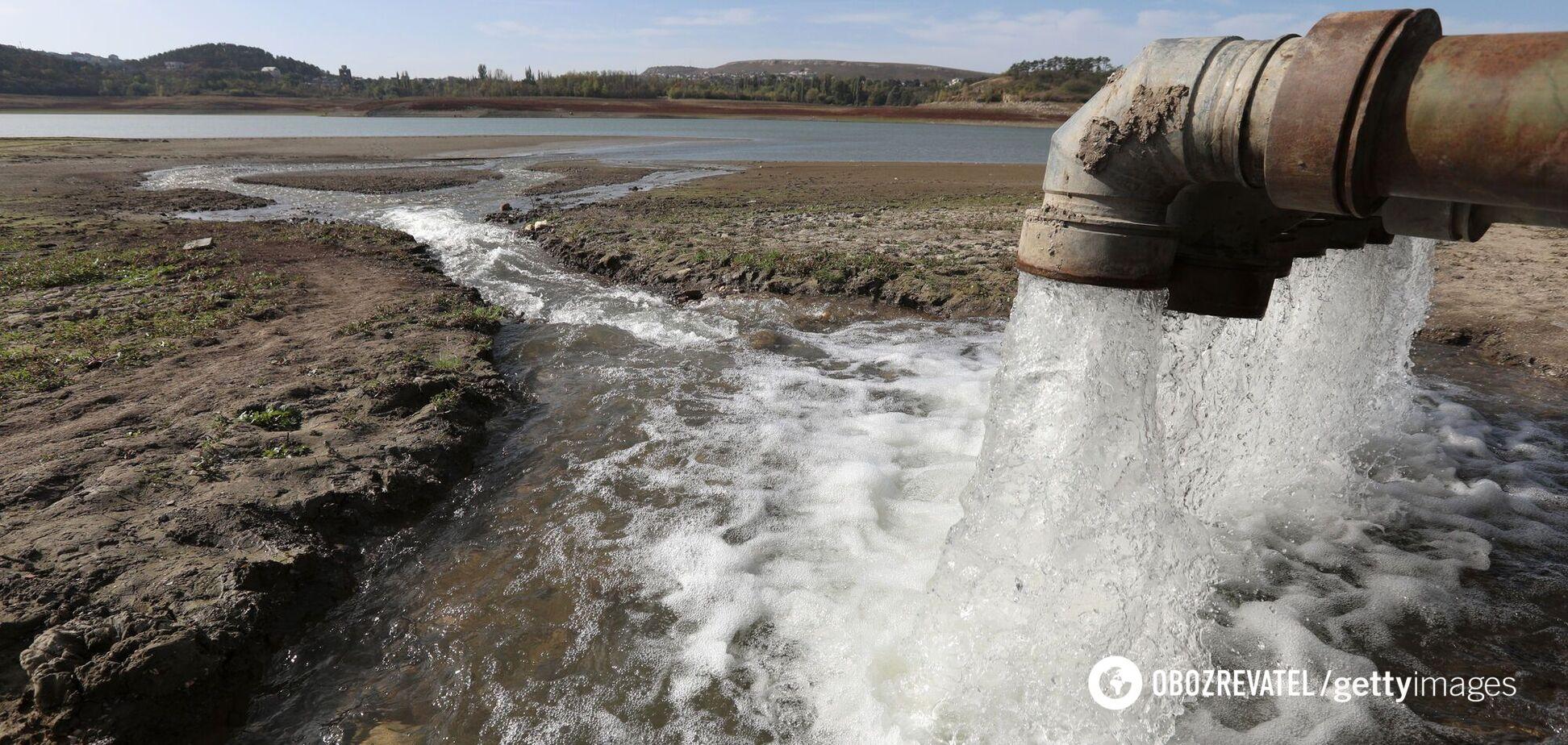 РФ нужно несколько лет для добычи воды на дне Азовского моря для Крыма, – эксперт