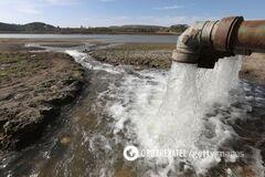 В ближайшие месяцы острая нехватка питьевой воды может охватить весь Крым