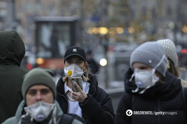 В марте в Украине коронавирус должен пойти на спад