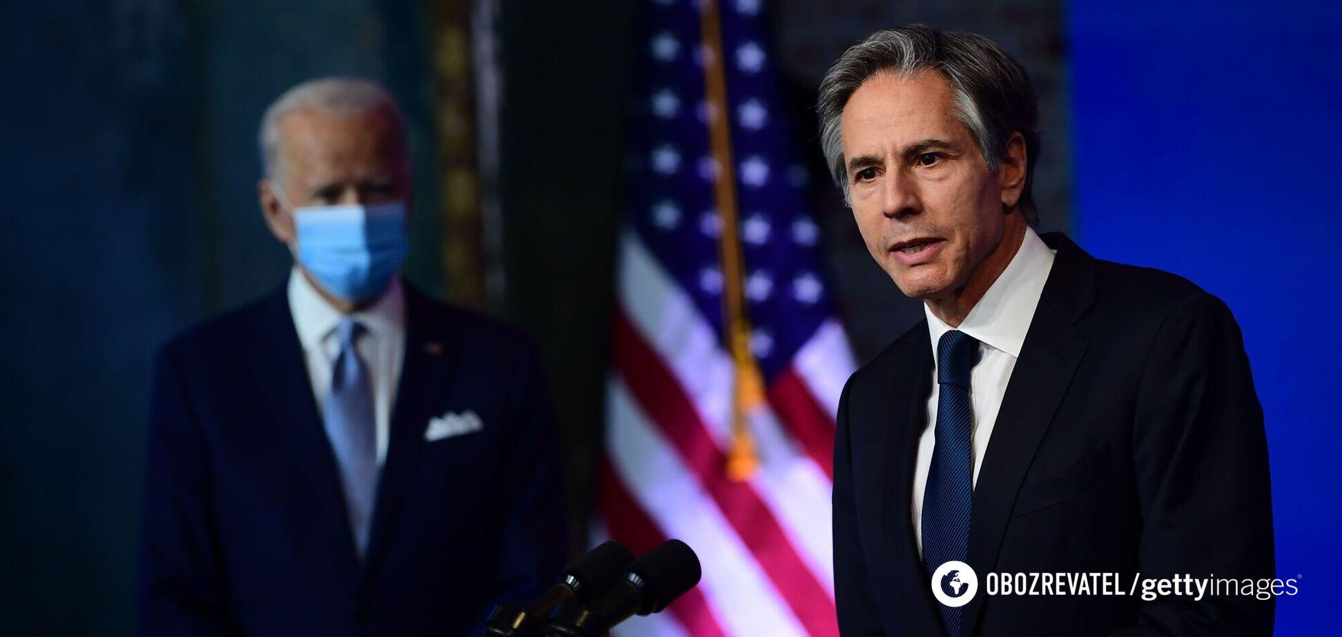 Энтони Блинкен может стать новым госсекретарем США при новоизбранном президента Джо Байдене
