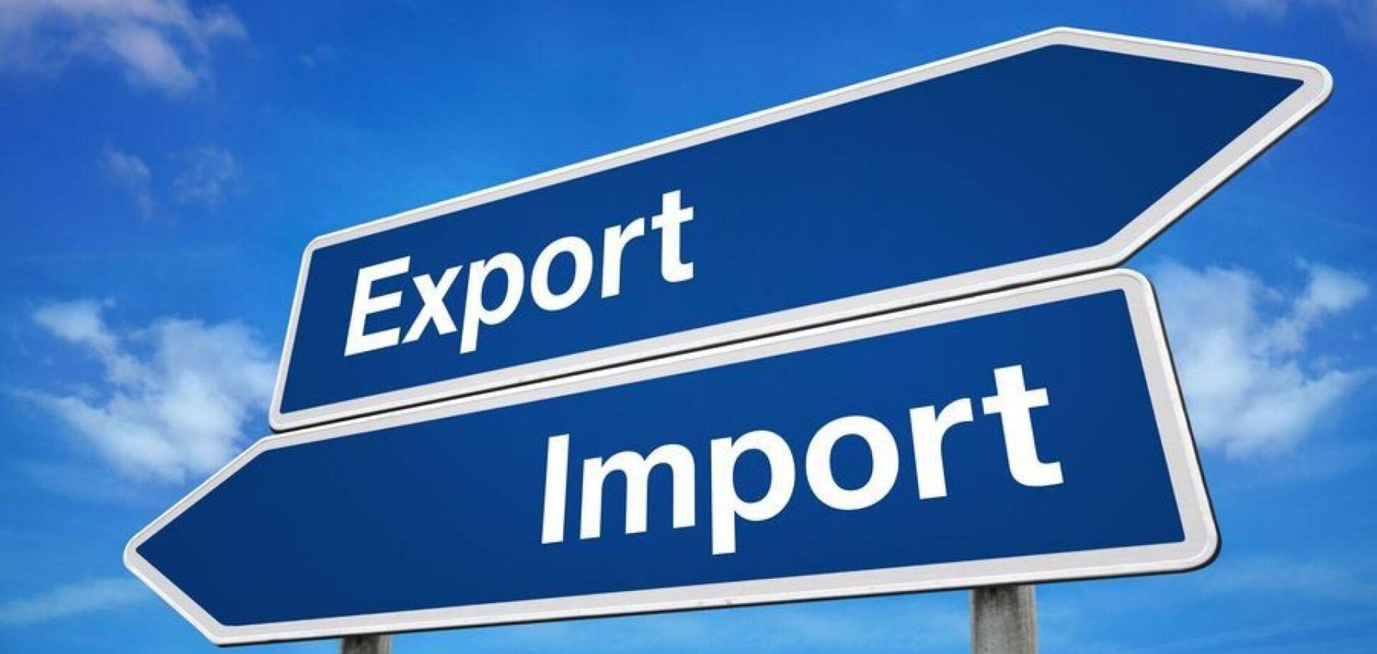 Украина резко сократила импорт из России –статистика