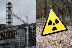 Радиация возле Чернобыля